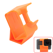 GOPRO 5/6/7 Camera Hold Mount Install Holding Base Support Covered Seat For RC FPV