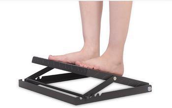Health protection hemiplegia rehabilitation equipment leg ankle correction board foot inside and outside double foot drop orthot