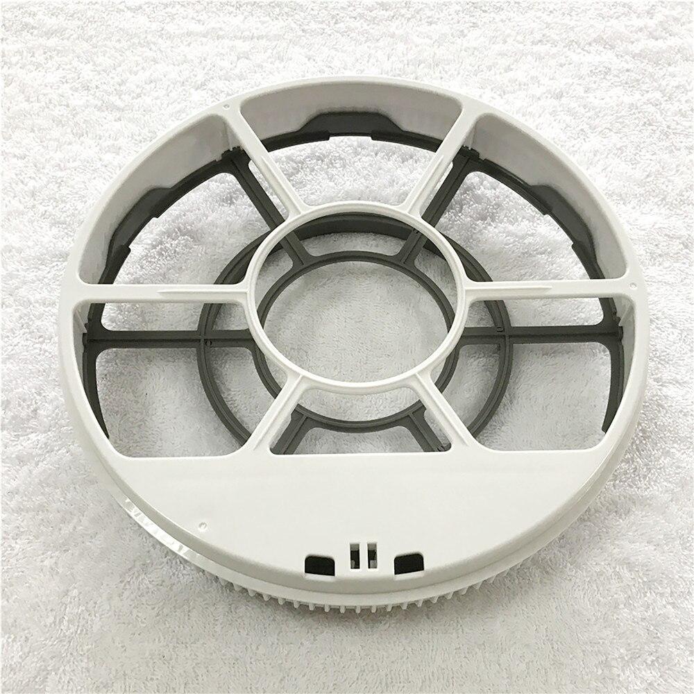 Quadro plástico da carcaça da substituição para sharp KC-D70/e50/f/a40 purificador de umidificação filtro peças purificador escudo exterior