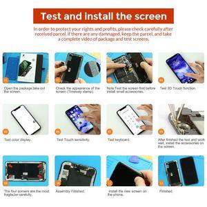 Image 5 - Per il iPhone 11 Display LCD Con 3D Touch Digitizer Assembly No Dead Pixel Dello Schermo LCD di Ricambio Display Per il iPhone 11 pro Max