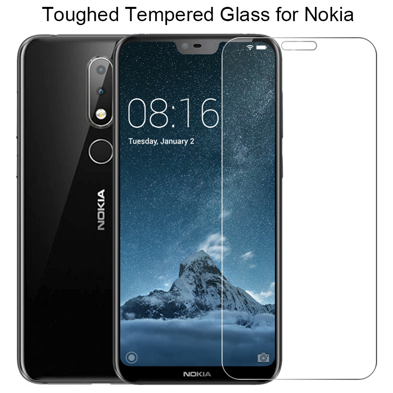 HD Screen Protector For Nokia Lumia 630 635 640 950 Protective Glass For Nokia Lumia 530 535 520 X71 Tempered Glass Cover Film