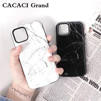 Wireless Marble Battery Charger Cases for iPhone 11 Pro Max Power Bank Case etui External Pack charger case for iPhone 11 Coque