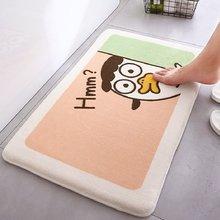 Милые приветственные напольные коврики Мультяшные аксессуары