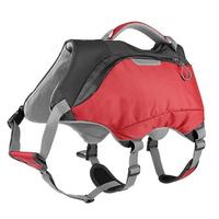 New Dog Life Jacket and Backpack Vest for Swimming Large Pet Float Coat Swimsuits for Camping Swiming Traveling Boating
