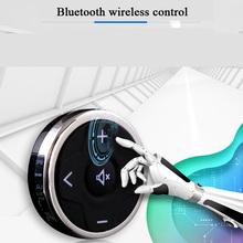 Universal Wireless Car Steering Wheel Controller 10 Key Music Dvd Gps Navigation Steering Wheel Radio Remote Control Buttons Bla