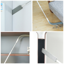 Lengthened Sweeping Rafter Household Bed Cleaning Sweep Wall Dust Long Handle Retractable Gap Dust Removal Brush