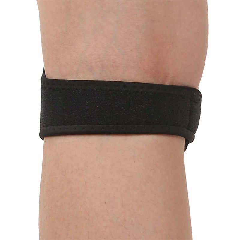 膝パッド保護スポーツ膝プロテクター脛骨バンドブレースメニスカスサポート膝の怪我の回復