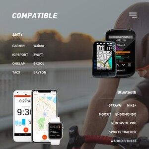 Image 5 - Magene Nuevo Modelo H64, con Bluetooth 4,0 y Sensor de ritmo cardíaco ANT +, Compatible con GARMIN, e IGPSPORT Bryton, ordenador para correr y bicicleta