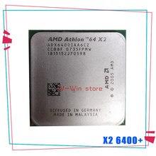 Procesor AMD Athlon 64 X2 6400 X2 6400 + 3.2 GHz Dual-Core procesor CPU ADX6400IAA6CZ gniazdo AM2