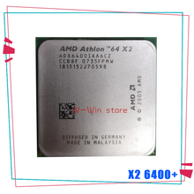CPU Processor Amd Athlon 6400 Dual-Core Ghz 64x2 Socket AM2 Adx6400iaa6cz-Socket