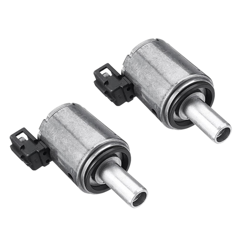 2Pcs Car Transmission Solenoid Valve for Citroen Peugeot Renault AL4 DPO 2574 16