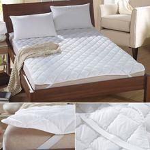 Funda de colchón blanca de varios tamaños