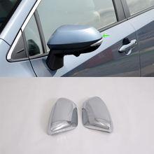 Аксессуары для автомобиля внешнее украшение abs хром крышка