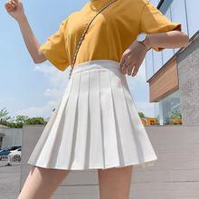 Preppy Uniform School Short Skirts XS-3XL