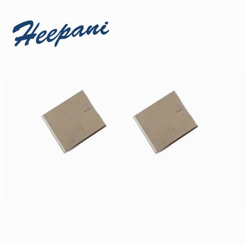 Free Shipping 99.99% Purity Platinum Pt Sheet 10x10x0.1mm / 2x6x0.1mm / 10X15X0.1mm Polished Platinum Piece, Plate PT Electrode