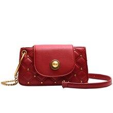 цены new bags for women 2019 luxury handbags women bags designer High Quality Shoulder bag Messenger bag rivet bracelet Tote Bag