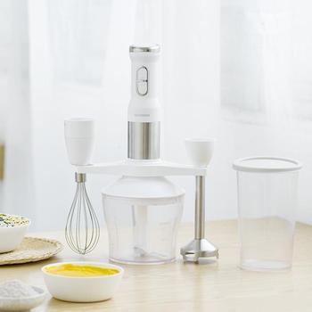 2019 New XIAOMI MIJIA QCOOKER CD-HB01 hand Blender Electric Kitchen Portable Food Processor mixer juicer Multi function Of Quick 6