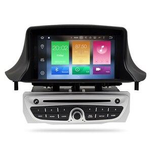 Image 2 - Android 10.0 Car Stereo DVD Player GPS Glonass Navigation for Renault Megane 3 Fluence 4GB 32G  Video Multimedia Radio