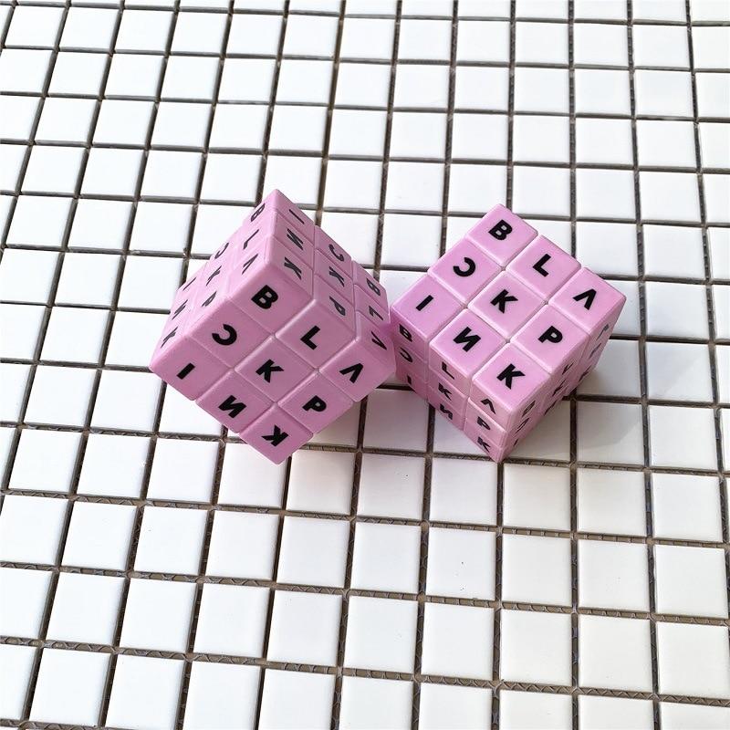 Kpop BlackPink Rubik's Cube KILL THIS LOVE JISOO LISA ROSE JENNIE Forever Young DDUDU FH18