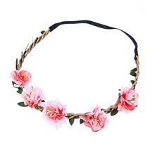 Fashion Flower Headband