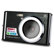 Digital Camera 2.7HD Screen Digital Camera 21MP 8X Anti-Shake Face Detection Camcorder