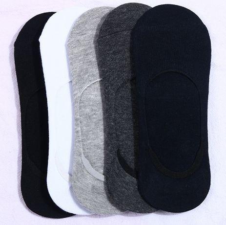 Ani-20 Men Socks Invisible Slippers  Sock Casual  Cotton