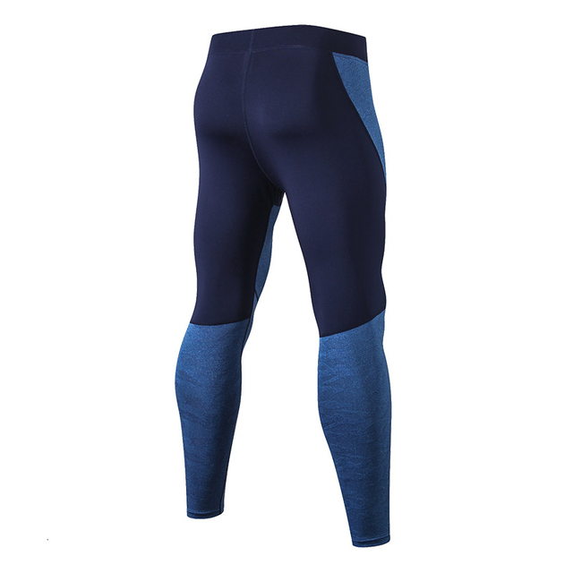 IEMUH Thermal Casual Pants Men Brand Compression Tights Skinny Leggings Men Fashion Elastic Fitness Male Trousers 42