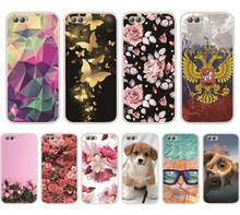 Case For Doogee X30 Soft Silicone TPU Chic Patterned Paint Phone Cover For Doogee X30 Case(China)