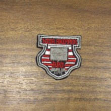 Custom your printed Iron on Patches Sew bagde Hook and Loop Patch 7