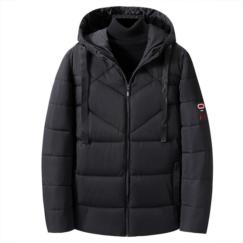 New Arrival Fashion Super Large Cotton Padded Clothes Men Winter Warm Thick Jackets Casual Plus Size 4XL 5XL 6XL 7XL 8XL 9XL