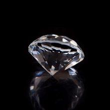 Мода 30 мм ремонт прозрачный люстра кристалл фен шуй лампа шар призма радуга солнце ловец свадьба декор