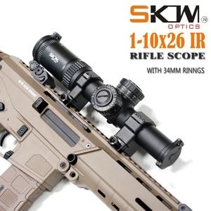 SKWoptics Hunting 1-10x26 34mm