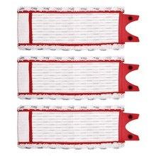 Microvezel Refill Dweilen Pads Vervanging voor Vileda 1 2 Spray Mop voor o ceder mop
