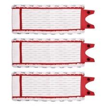 Сменные разделочные колодки из микрофибры для швабры Vileda 1 2, для швабры o cedar