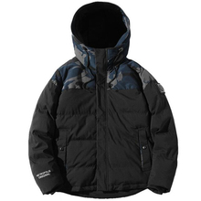 Parka uomo giacche invernali cotone Chaquetas Hombre Camo soprabito uomo Casual addensare caldo Camouflage moda abbigliamento Streetwear