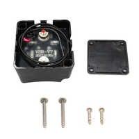 Neue Spannung Empfindliche Relais (VSR) Automatische Lade Relais 125A Dual Batterie Isolator (VSR) auto Zubehör DC 12V auto Relais