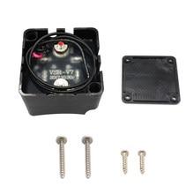 Nova tensão relé sensível (vsr) relé de carregamento automático 125a isolador de bateria dupla (vsr) acessórios do carro dc 12v relé de carro