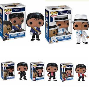 Image 1 - Funko POP figura de acción BEAT IT Dangerous de MICHAEL JACKSON, modelo de colección de figuras de acción en PVC, juguetes para niños, regalo de cumpleaños