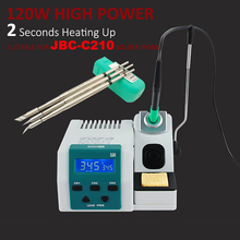 SUGON T26 Soldering Station Lead-free Welding Soldering Iron 2 Second Fast Heating Support JBC Soldering Iron Tips Repair Tool