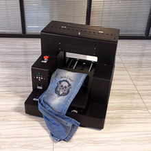 automatic a3 flatbed  DTG printer/t-shirt printer/printer for jeans fabric