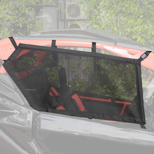 KEMIMOTO Left & Right Window Nets UTV for Can Am Maverick X3 2017 2021 2018 2019 2020 Safety Protective Net