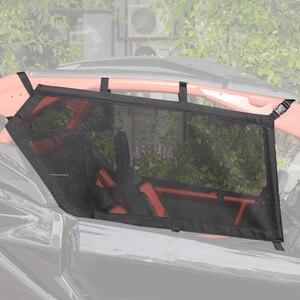 Image 1 - KEMIMOTO filets pour fenêtre gauche et droite UTV, pour Can Am Maverick X3, 2017 2021, 2018, 2019 et 2020
