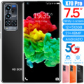 Смартфон X70 Pro 12 Гб оперативной памяти 512 ГБ Rom 5G Dual SIM разблокировать смартфон Android 10,0 MTK 6799 Deca Core, размер экрана мобильных телефонов GPS