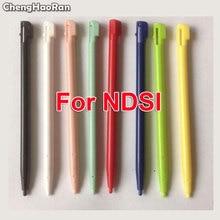 ChengHaoRan 10pcs Black/White/Red/Green Plastic Touch Screen Stylus Pen For Nintendo DSI For NDSI Touch Screen Pen