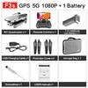 5G 1080P 1 battery