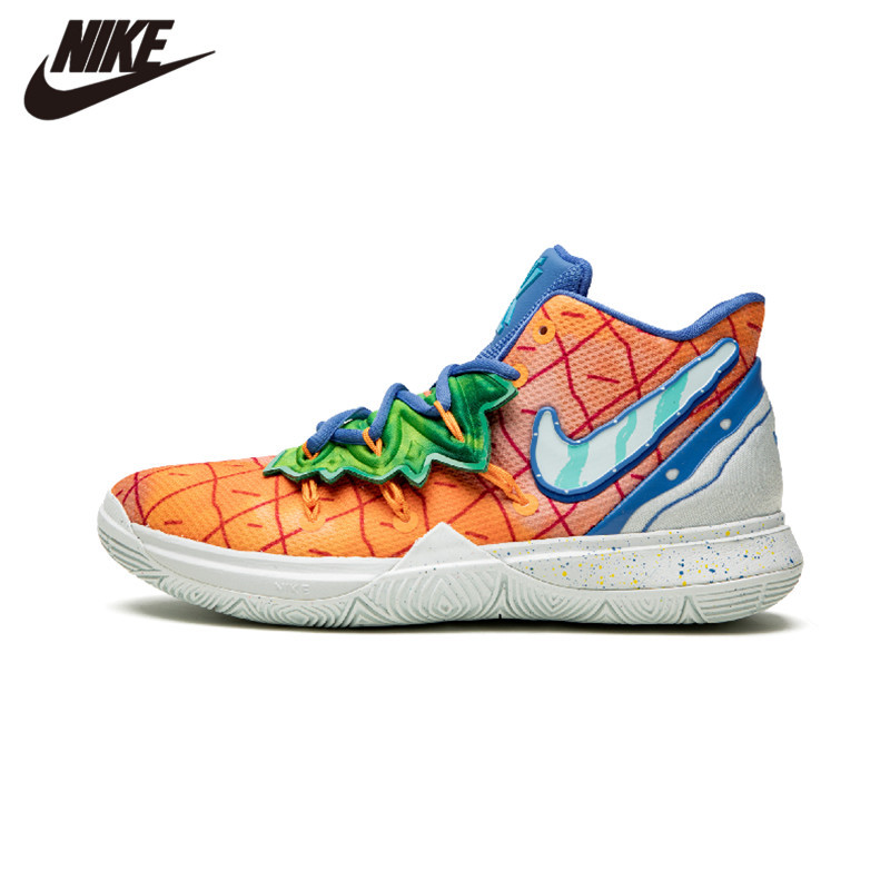 Nike Kyrie 5 SBSP GS Original Mens Basketball Shoe Anti-slip Breathable Sports Sneakers CJ7227 800