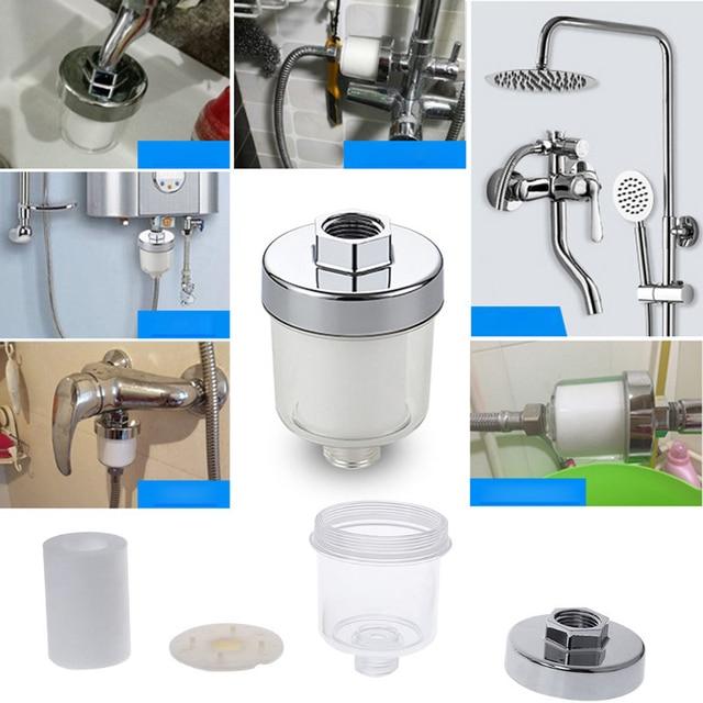 Фото водоочиститель фильтр кран универсальный для кухни ванной комнаты цена