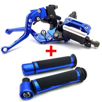 Dla SUZUKI LTZ 400 SKYWAVE 400 DRZ 400 SJ410 BURGMAN 400 CNC motocyklowe dźwignie hamulcowe rower motocrossowy uchwyt kierownicy akcesoria tanie i dobre opinie YITUOLIN CN (pochodzenie) Liny i Kabli 0 92kg Waterproof and anti-oxidant 1 4inch YTSNSB 0 88inch 10inch 5 8inch Aluminum alloy+Plastic+Rubber