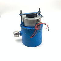 300W 220V AC DC Hydro Generator 300W 220V Rechargeable Mobile Phone Charging Bottle Using DVD TV