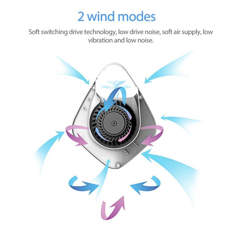 หน้ากากสมาร์ท การกรองทำงานด้วยระบบไฟฟ้าช่วยระบายอากาศได้ดี หน้ากากอนามัยอัจฉริยะ เครื่องฟอกอากาศส่วนตัว